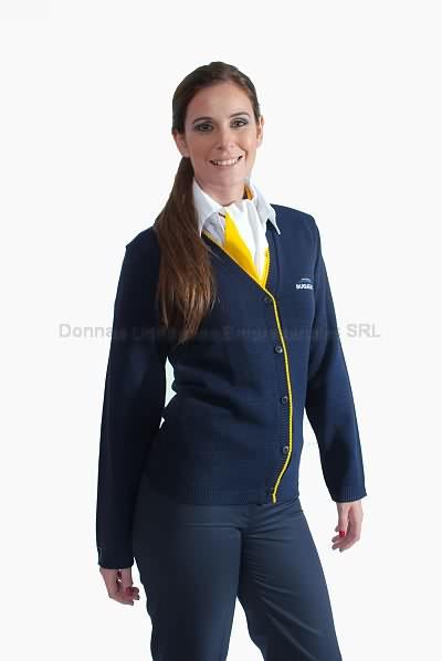 Sweaters para uniformes femeninos donnas uniformes Diseno de uniformes para oficina 2017
